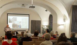 Auf historischen Pfaden Buchlesung Bautzen